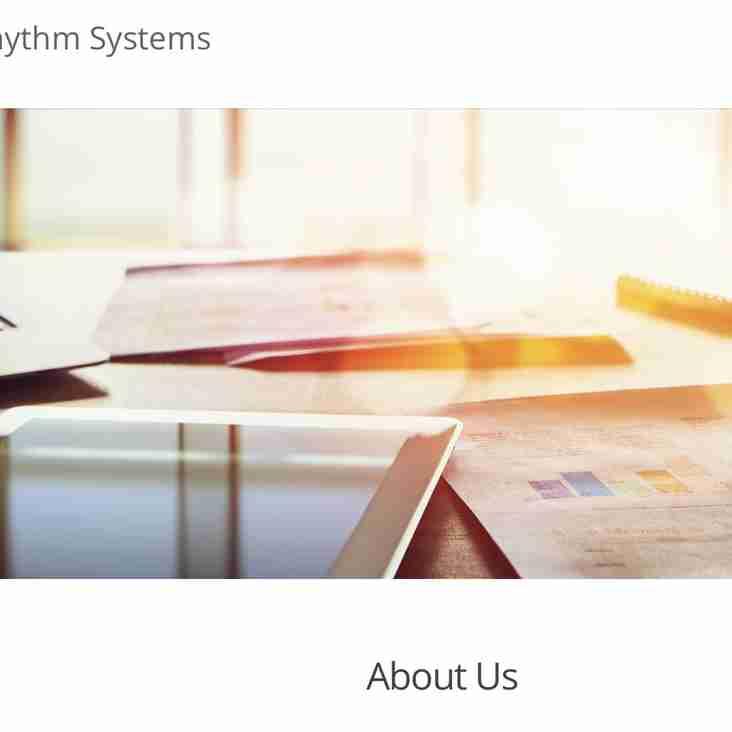 I got rhythm systems ltd sponsoring big cup game