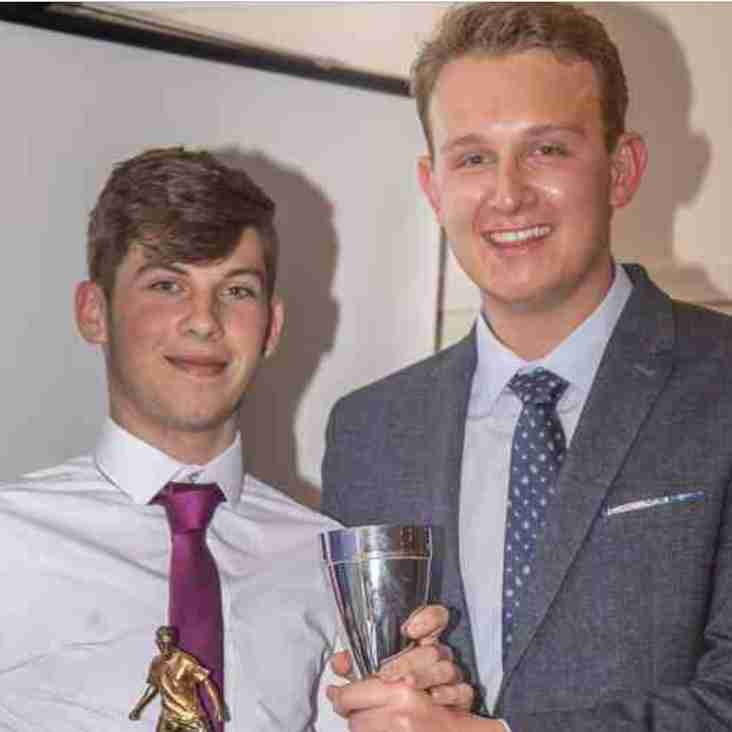 Reserves players player of the year