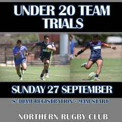 Melbourne Rebels U20 Team Trials
