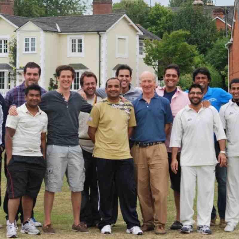 RCC Vs HWCC July 2011