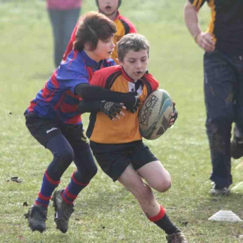 Under 10 - North Bristol 11-03-2012