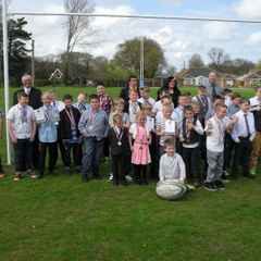 Lowestoft and Yarmouth Minis Presentation Afternoon