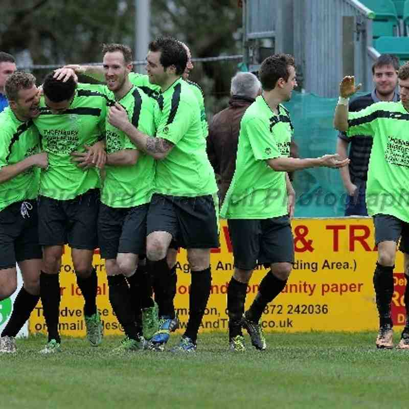 Chippenham Town V Truro Away Match Pictures