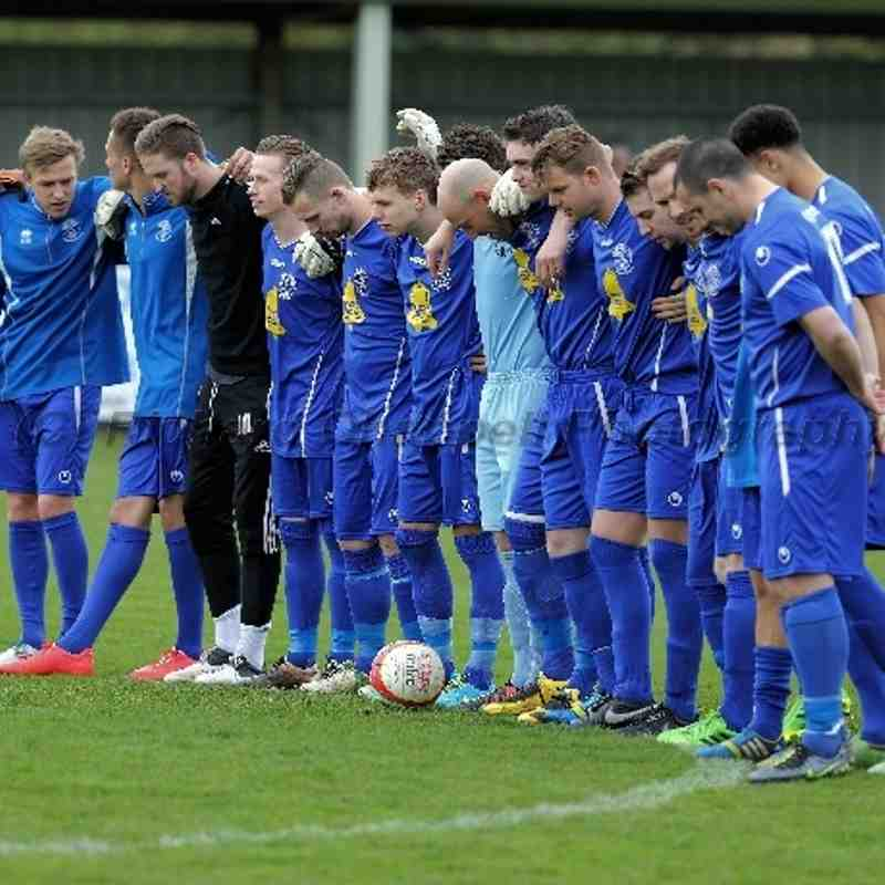 Chippenham Town V Banbury United at Home Match Pictures