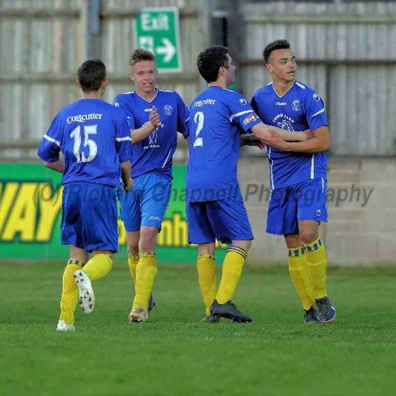 Chippenham Under 18's V Pewsey Vale at Home Match Pictures