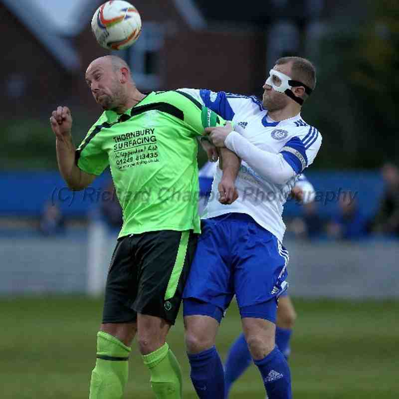 Chippenham Town V Hungerford Town Away Match Pictures