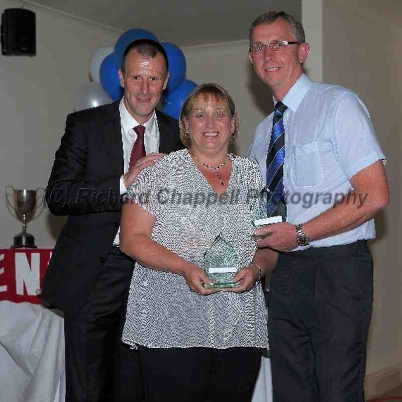 Chippenham Town FC End of Season Presentation Evening 2013-14