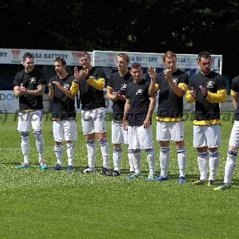 Chippenham Town V Swindon Supermarine Away Match Pictures