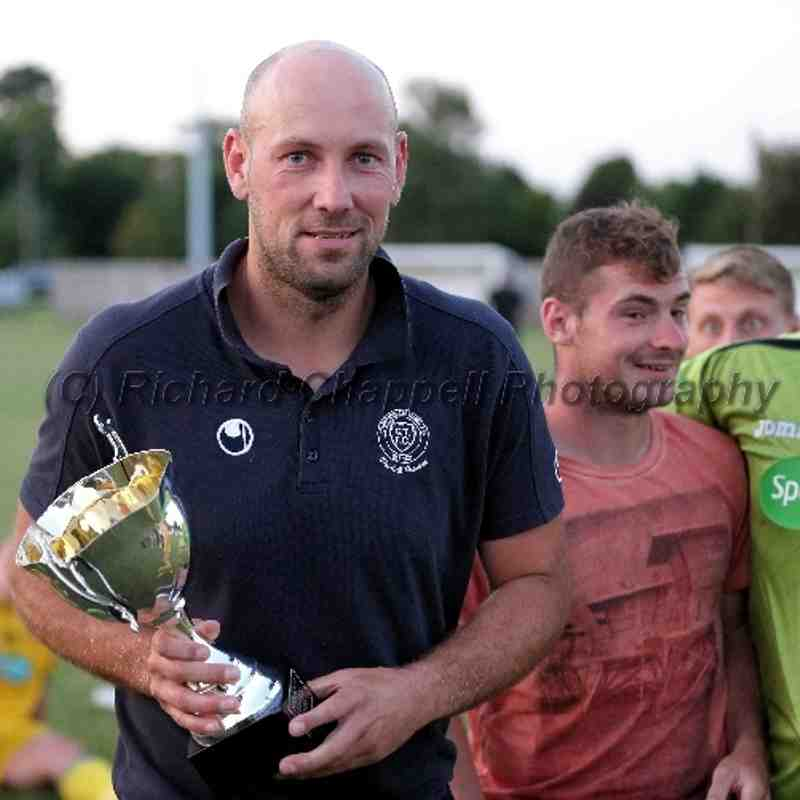 Chippenham Park V Calne Town Match Pictures (Fred Rutty Cup)