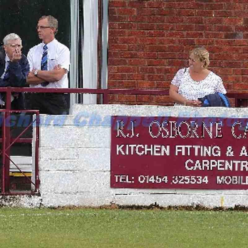 Chippenham Town V Mangotsfield United Pre-Season Friendly