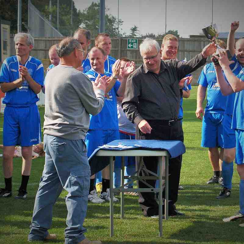 Ability Counts V Chippenham Town Supporters Match Pictures 14th Sep