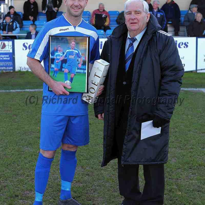 Chippenham Town V St.Neots Match Pictures 13th Dec 2014