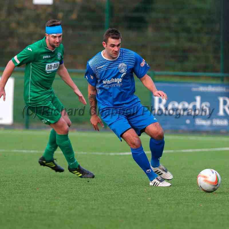 Chippenham Town V Bedworth United Match Pictures 21st Nov 2015