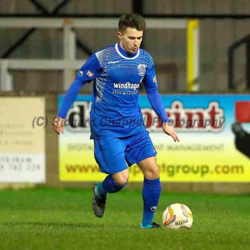 Chippenham Town V Cambridge City Match Pictures 8th Dec 2015