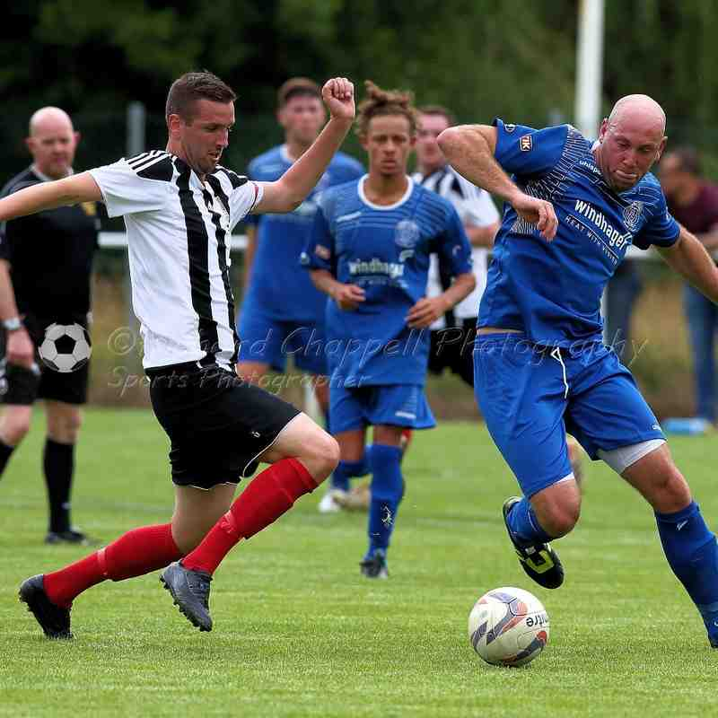 Chippenham Town V Malmesbury Vics Match Pictures 16th July 2016