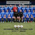 Chippenham Town First Team lose to St. Albans City 1 - 4