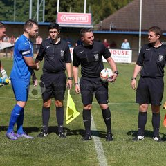 Chippenham Town V Cirencester Town Match Pictures 29th August 2016