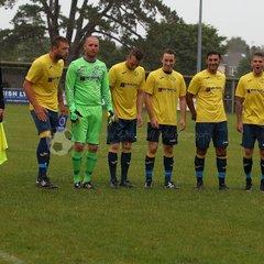Chippenham Town V Moneyfields FC Match Pictures 3rd September 2016