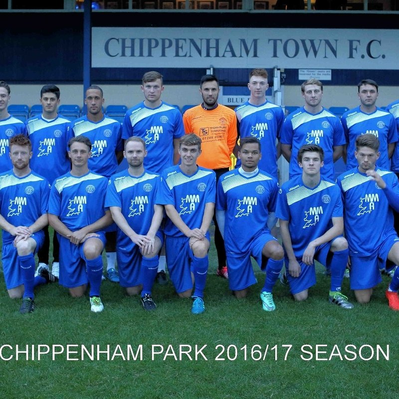 Chippenham Park FC lose to Cheddar 0 - 2