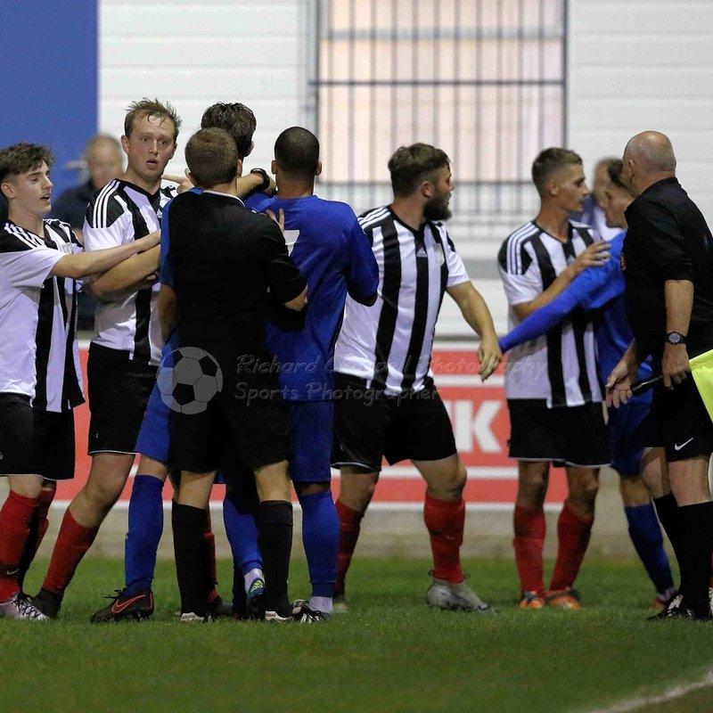 Chippenham Park V Malmesbury Vics Match Pictures 20th September 2016