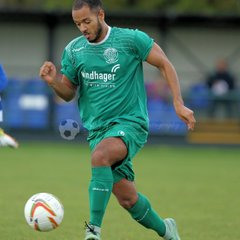 Chippenham Town V Dunstable Town Match Pictures 22nd Oct 2016