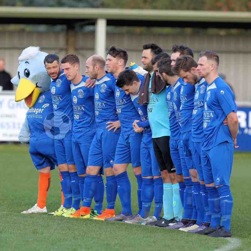 Chippenham Town V Hays & Yeading Match Pictures 5th Nov 2016