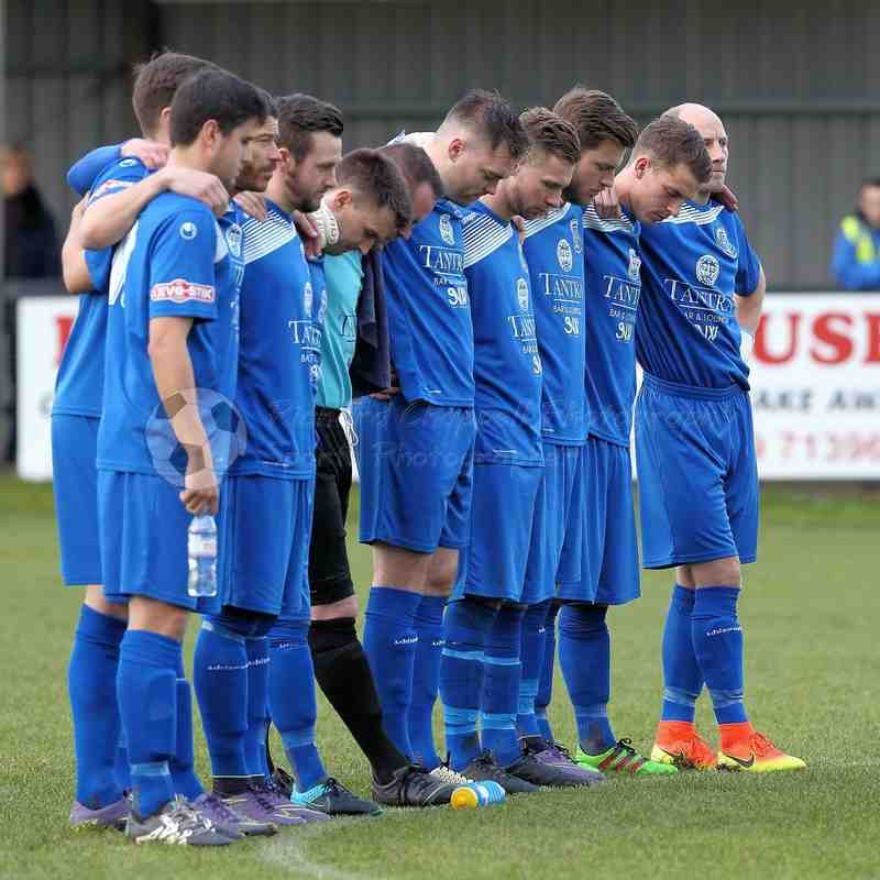 Chippenham Town V Leiston FC F.A. Cup 2 Round Match Pictures 12th Nov 2016