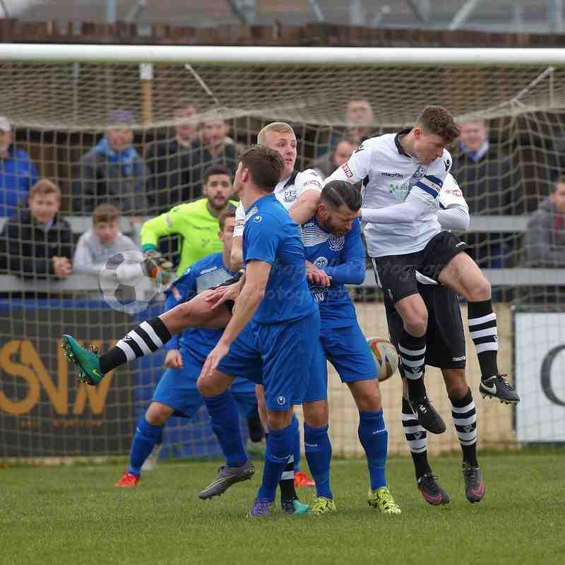 Chippenham Town V Cambridge City Match Pictures 19th November 2016