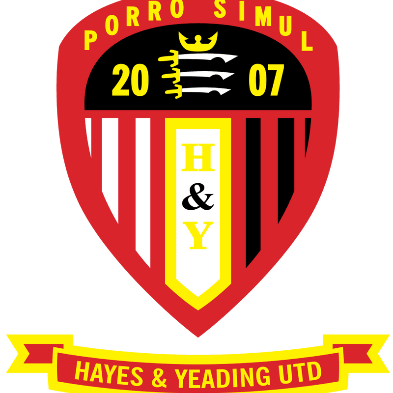 Chippenham Town V Hayes & Yeading United Match 11th March 2017