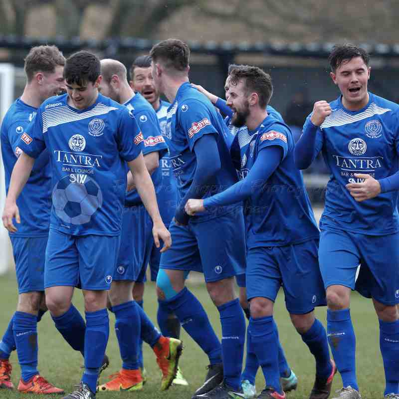 Chippenham Town V Kettering Town Match Pictures 11th Feb 2017