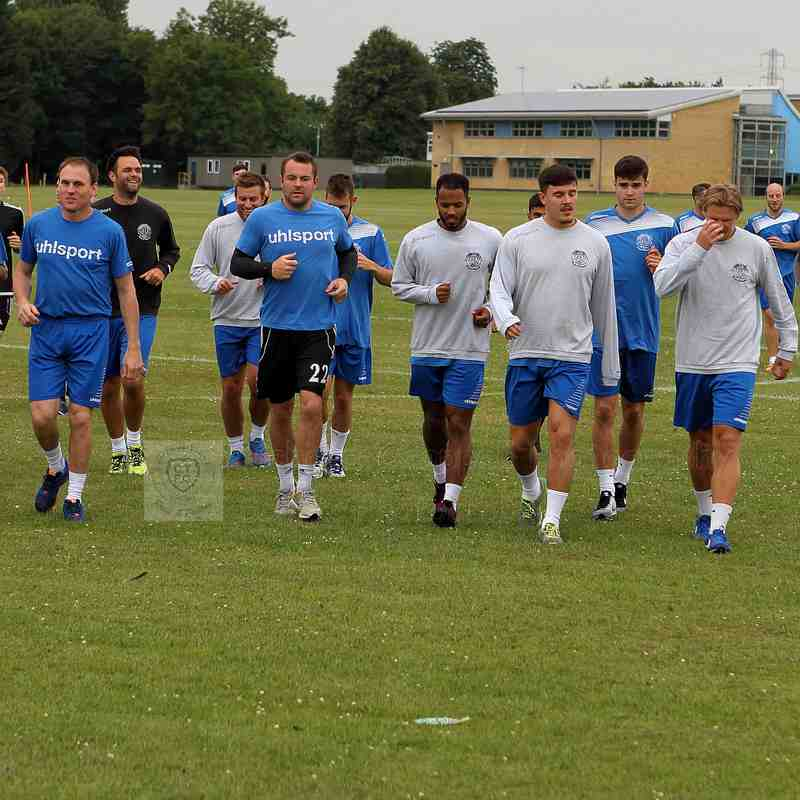 Pre-Season Training starts 29th June 2017