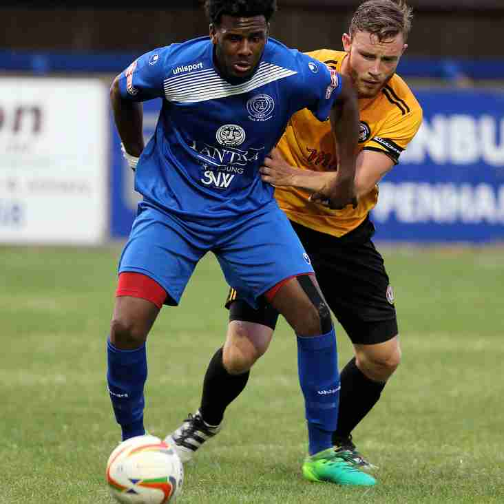 BREAKING: Josh Morgan-Williams has agreed terms to join Chippenham Town