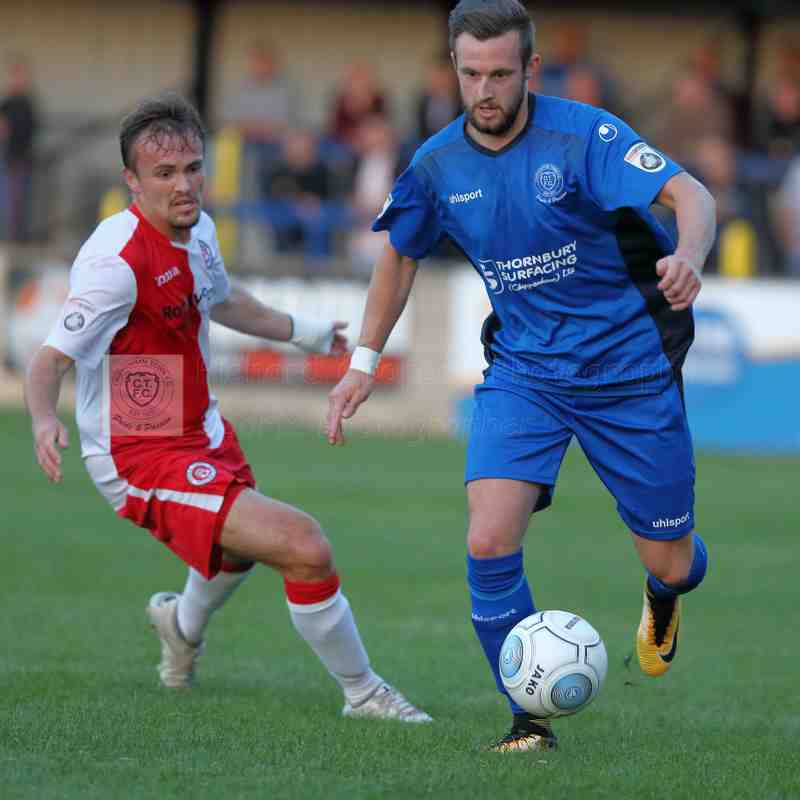 Chippenham Town V Poole Town Match Pictures 15th August 2017