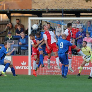 Chippenham Town 0 1 Poole Town 15th August 2017