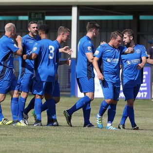 CHIPPENHAM TOWN 3 2 OXFORD CITY – Monday 28th Aug 2017
