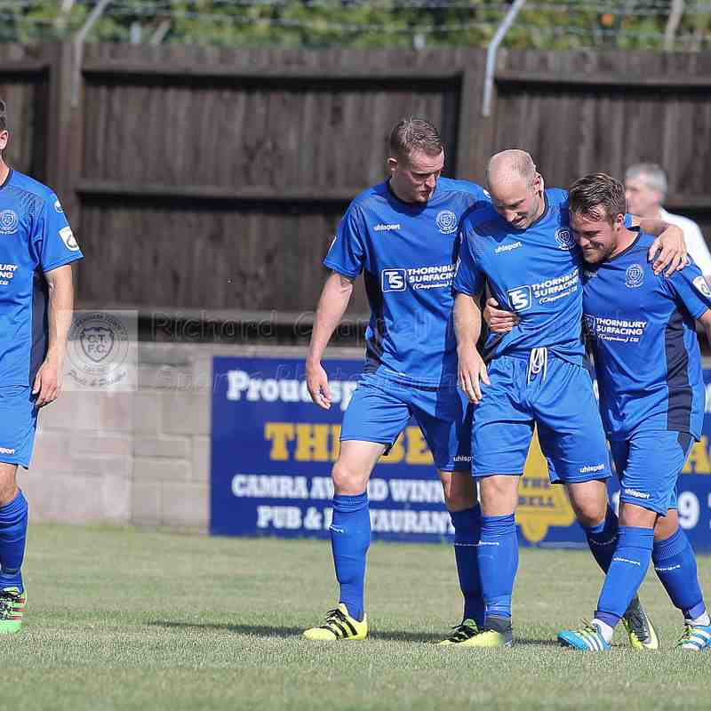 Chippenham Town V Oxford City Match Pictures 28th August 2017
