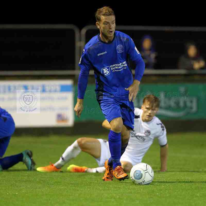 Chippenham Town V Truro City Match Pictures 12th September 2017