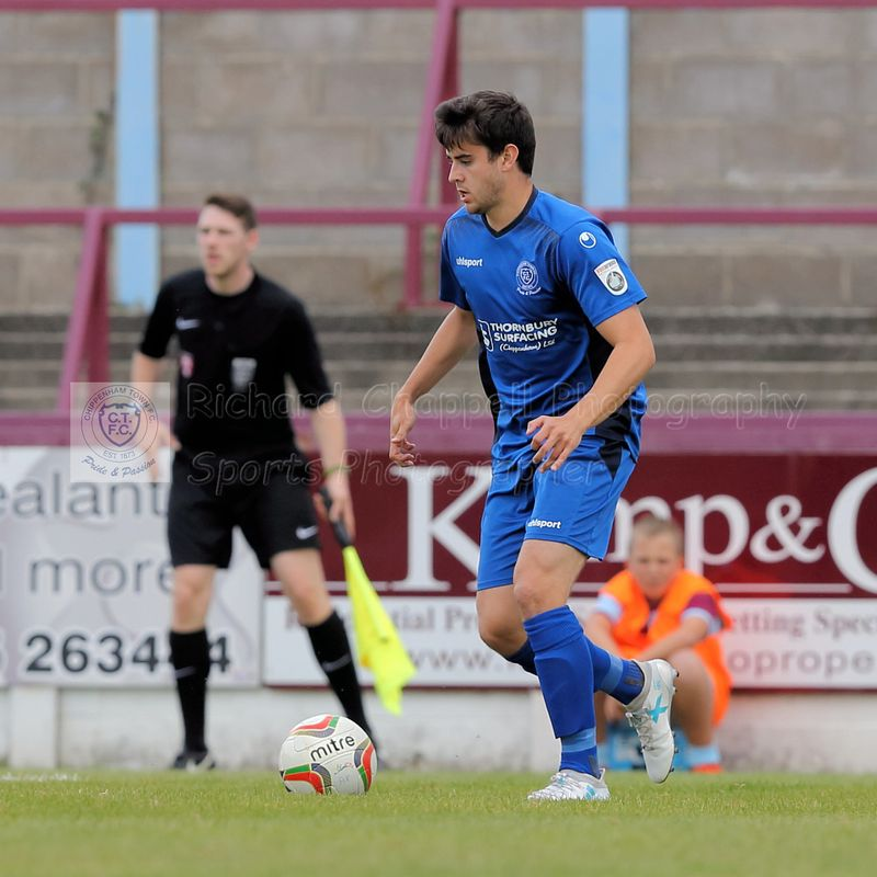 WEYMOUTH 2 0 CHIPPENHAM TOWN – Sat 16th September 2017 (FA Cup 2nd Qualifying Round)