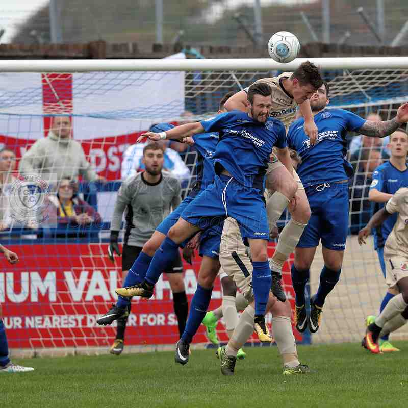 Chippenham Town V Wealdstone FC Match Pictures 14th October 2017