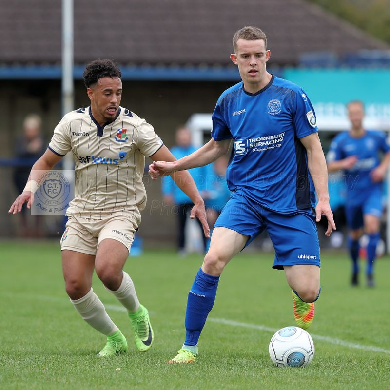 CHIPPENHAM TOWN 0 0 WEALDSTONE – Sat 14th October 2017