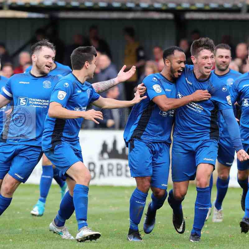Chippenham Town V Chelmsford City Match Pictures 28th October 2017