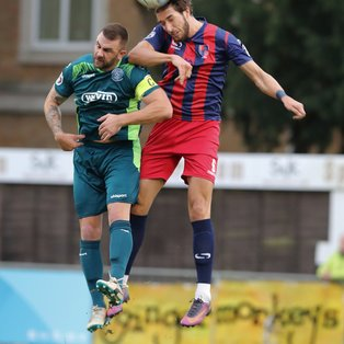 HAMPTON & RICHMOND BOROUGH 1 0 CHIPPENHAM TOWN – Sat 4th Nov 2017