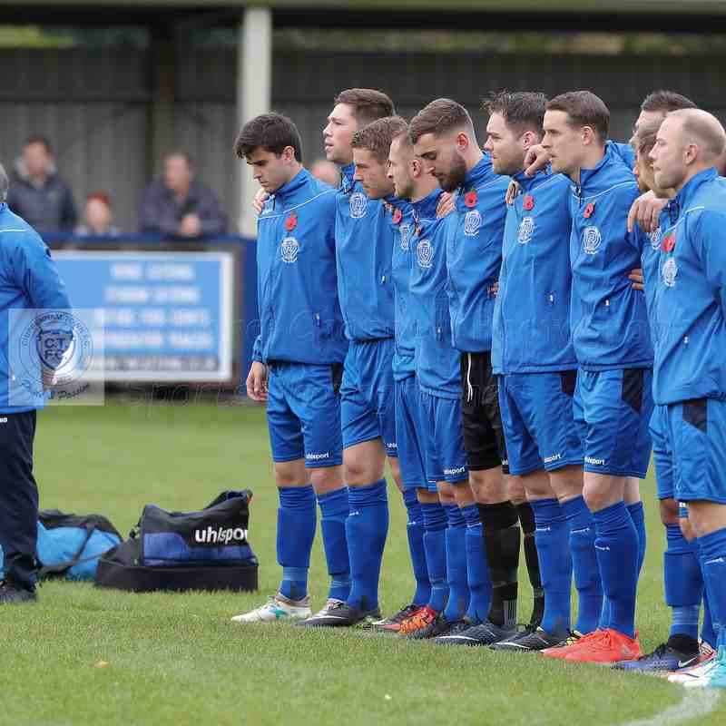 Chippenham Town V St. Albans City Pictures 11th November 2017