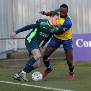 ST ALBANS CITY 2 0 CHIPPENHAM TOWN – Sat 24th February 2018