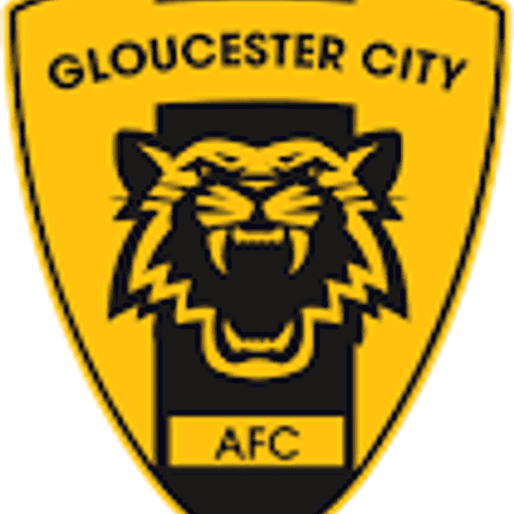 CHIPPEHAM TOWN V GLOUCESTER CITY MATCH 5th March 2018
