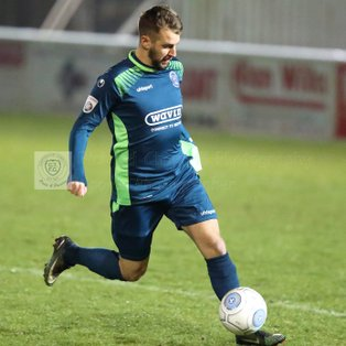 GLOUCESTER CITY 1 0 CHIPPENHAM TOWN – Monday 5th March 2018 (Played at Evesham United)