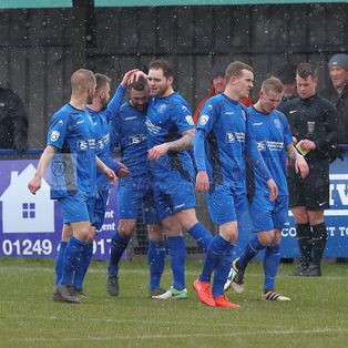 CHIPPENHAM TOWN 2 0 WESTON SUPER MARE – Sat 17th March 2018