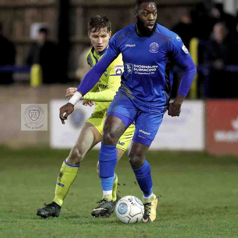 Chippenham Town V Concord Rangers Match Pictures 20th March 2018