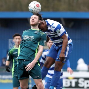 OXFORD CITY 0 1 CHIPPENHAM TOWN – Monday 2nd April 2018