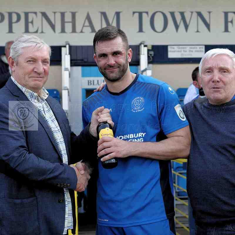 Chippenham Town V Truro City Match Pictures 14th April 2018